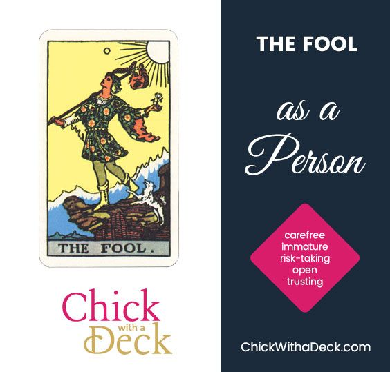The Fool as a Person