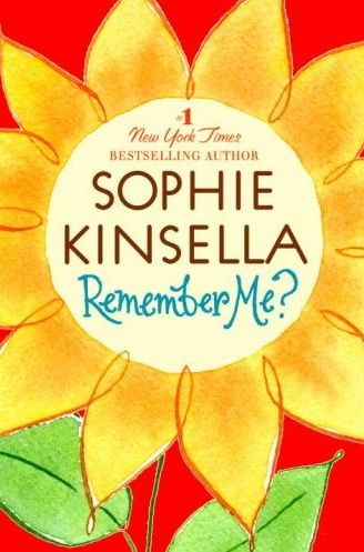 sophie kinsella book's images | remember me book cover sophie kinsella New York Times Best Selling ...