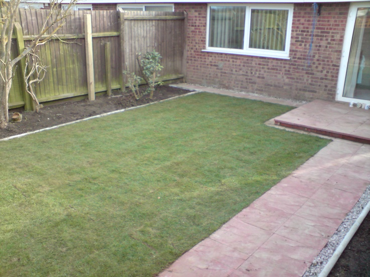 Landscaping Corby