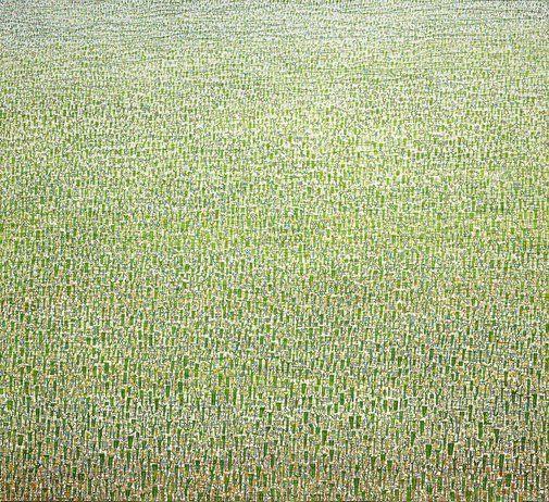 Robert Ryan: Belongil Field :: Wynne Prize 2015 :: Art Gallery NSW