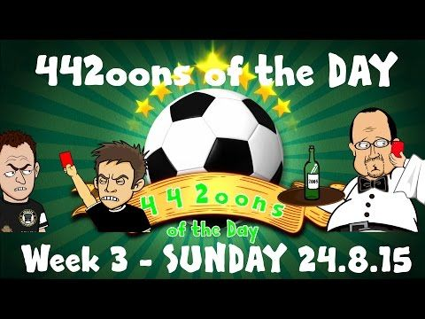 442oons of the Day - WEEK 3! (Pedro, WBA 2-3 Chelsea, Terry Red, Hoffenheim 9 second goal and more) - YouTube