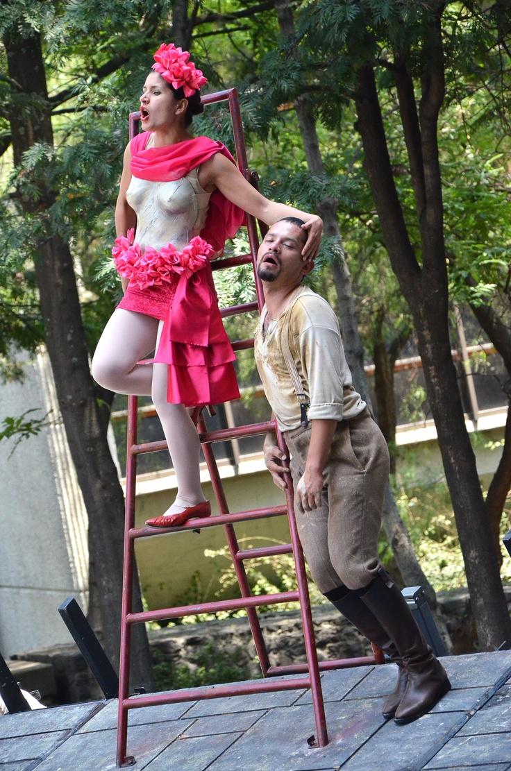Carro de comedias, Centro Cultural Universitario de la UNAM