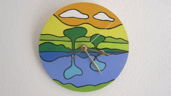 A unique and Colourful Hand made and Hand painted by TimeAndDesign, £12.00 Find it on: https://www.etsy.com/uk/listing/195063385/a-unique-and-colourful-hand-made-and?ref=shop_home_active_1
