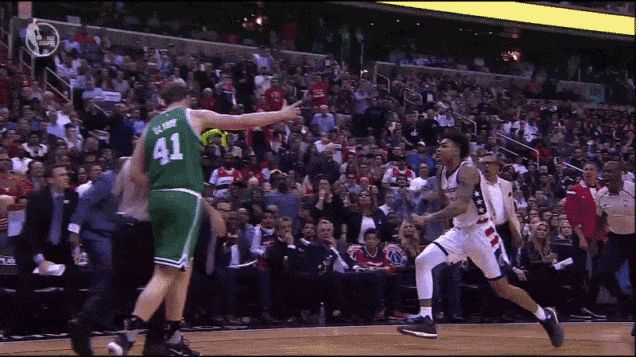Kelly Oubre Ejected After Charging Shoving Kelly Olynyk