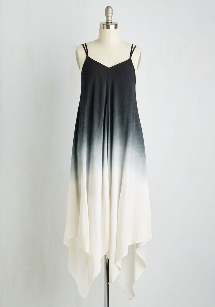 Radiant Gradients Dress