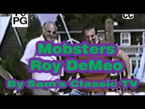 Mobsters  Roy DeMeo