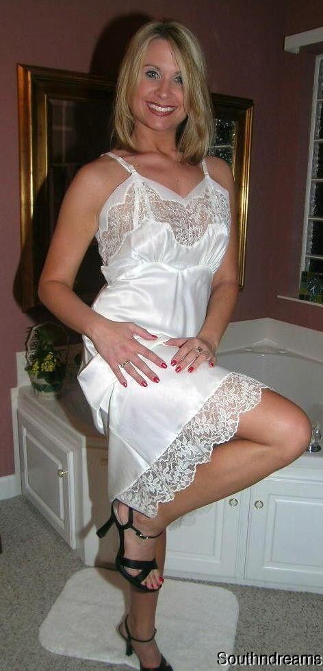 Slip Lover Fashion For Under That Dress Or Skirt Pinterest