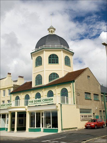 The Worthing Dome Cinema in West Sussex