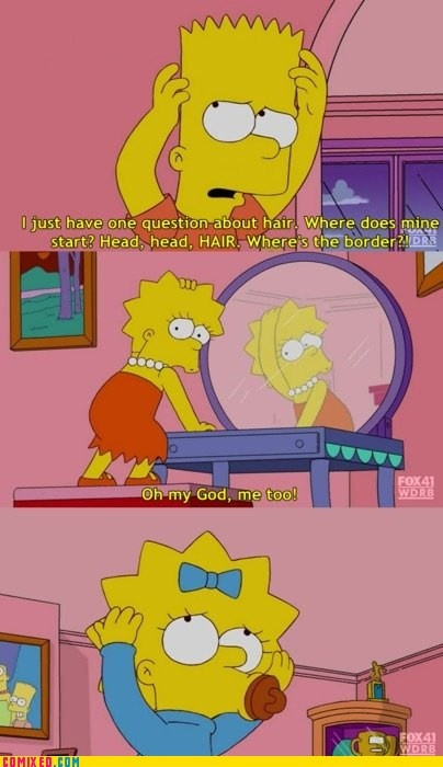 This has always made me laugh. Back when the Simpsons used to be good.
