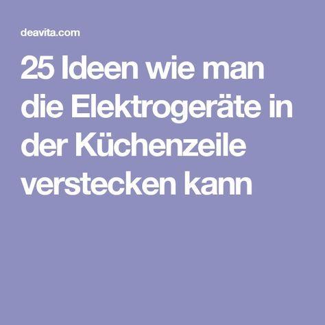 Die besten 25+ Küche ohne elektrogeräte Ideen auf Pinterest | Plan ... | {Angebote küchenzeile mit elektrogeräten 38}