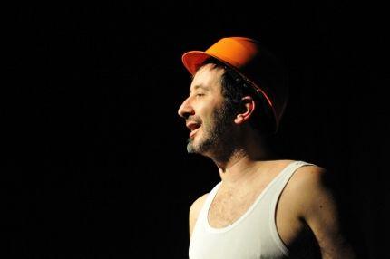 SPETTACOLI IN GARA: L'uomo carbone Compagnia teatro sociale di pescara Regia federica vicino Anno 2013 http://www.inboxproject.it/partecipanti.php?lang=&id=931