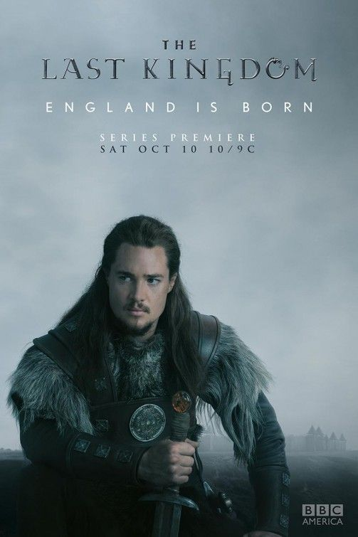 Can honestly say that when I read these books I never envisaged Uhtred looking like this, what a treat!