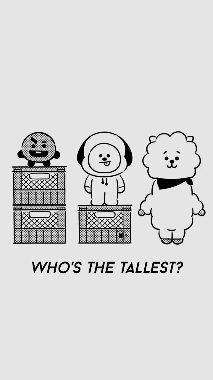 Pin By Stacey Larue Foreman On Bt21 Bts Wallpaper Bts Drawings