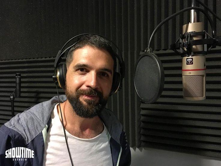Grabando hoy con @puerto_rafa en @showtimeestudio. Una tarde mu rica.  [Contacta conmigo para grabar mezclar y masterizar tu single o proyecto underground o profesional a través de http://ift.tt/1OqKLY7 o en www.BigHozone.com]. #rafapuerto #showtimeestudio #grabacion #mezcla #masterización #mastering #rap #hiphop #rapespañol #hiphopespañol #musicaurbana #urban #musica #music #bighozone #estudio #malaga #cubase
