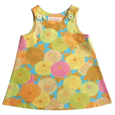 Kids :: Children's Clothing :: Caterpillar Dress - Vintage Mums