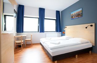 A&O Hostel in Amsterdam - günstig & zentrumsnah