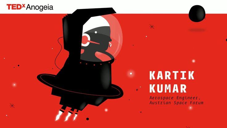 Light Your Way Up_TEDxAnogeia_Speacker Teaser_ Kartik Kumar