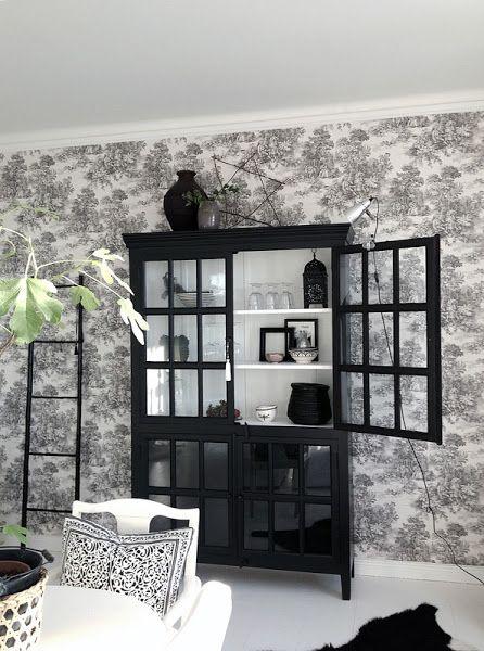 Inspiraci n de estilo nordico vitrinas decorar tu casa - Vitrinas para casa ...