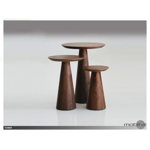 "All Modern - Tower TALL End Table by Mobital. $188. 24"" H x 18"" W x 18"" D"