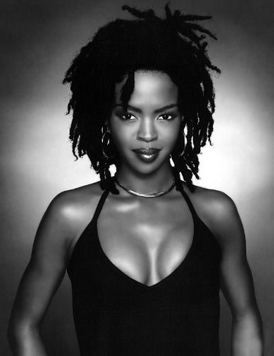 Lauryn Hill ... Beautiful, talented and with an amazing singing voice