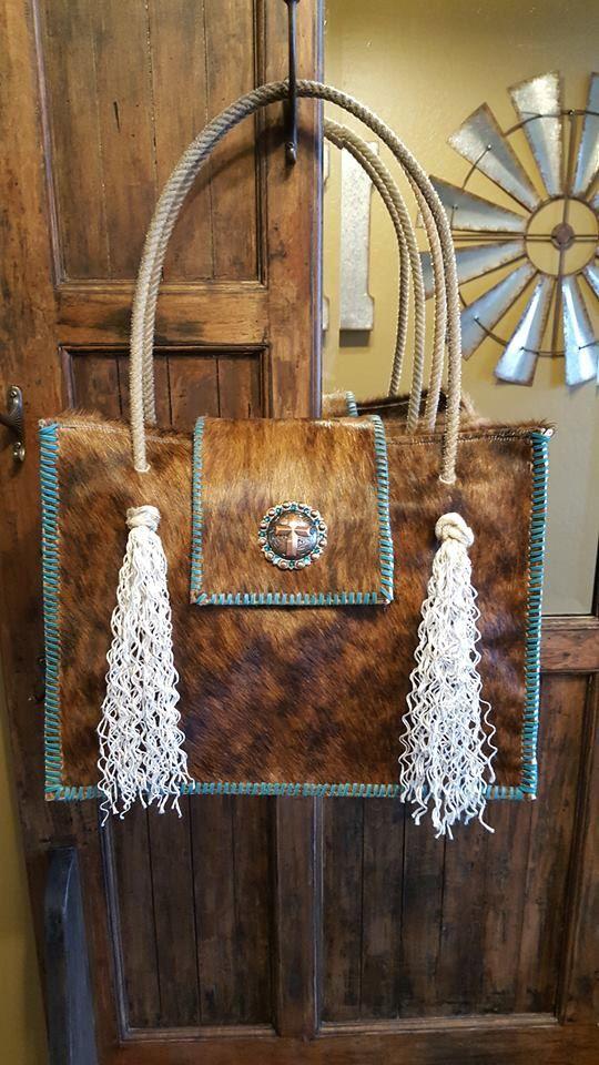 Best 25 Cowhide purse ideas on Pinterest  Boho bags