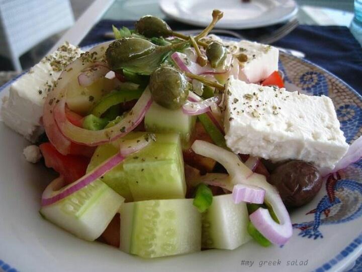 ^greek salad^