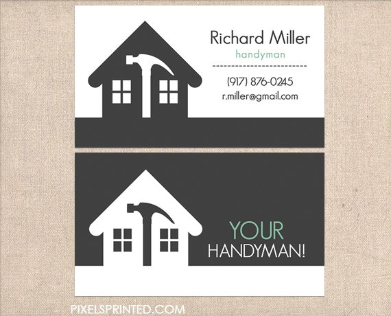 The 11 best business cards images on pinterest lipsense business handyman business cards contractor business cards electrician business cards plumber business cards reheart Images
