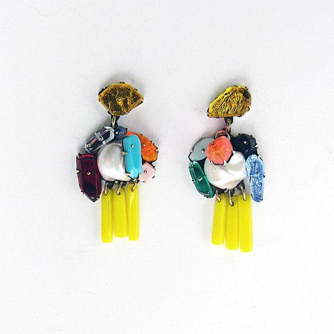 Nikki Couppee, Pearl Earrings – Mora Designer Jewelry
