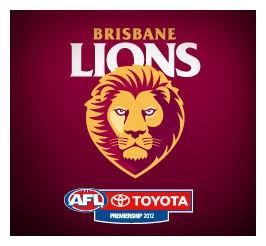 Brisbane Lions AFL Football