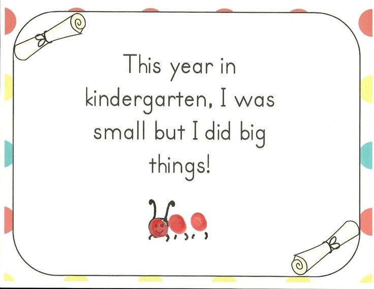 Preschool Memory Book Cover Ideas : Best kindergarten memory books ideas on pinterest