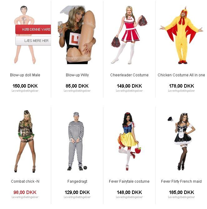 Find costumes for sidste skoledag at Dramashop. They have great costumes for all ages and sizes http://dramashop.dk/kostume/category/sidste-skoledag-63/
