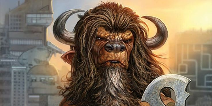 Everything to expect from Dark Horse's upcoming American Gods comics