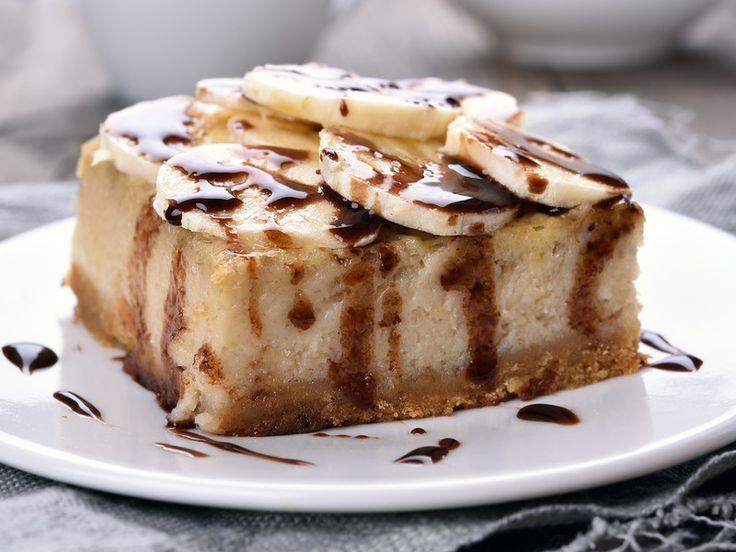 Bananenpudding-Kuchen backen: Rezept im Video
