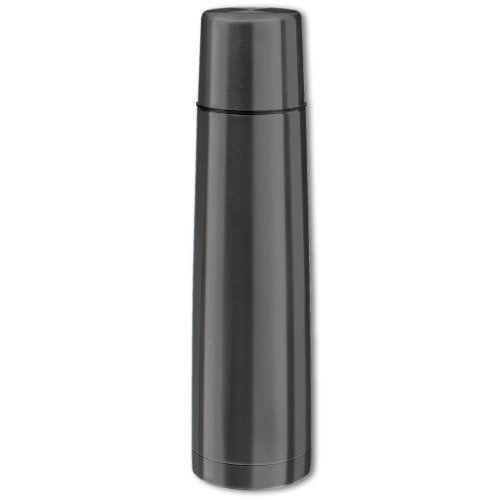 reer 90300.08 - Edelstahl Isolier-Flasche, 350ml - Stückzahl: 1 Flasche