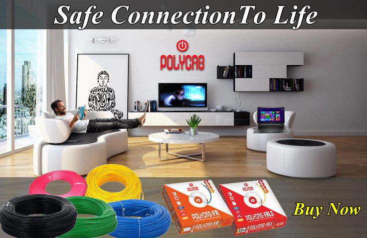 #PolycabWire: A safe solution for your sweet home – be it fire/flame retardant (FR) or  Fire Retardent low smoke (FRLS). Choose the right solution for your home. See-read-know and buy. http://tinyurl.com/zqyhh77