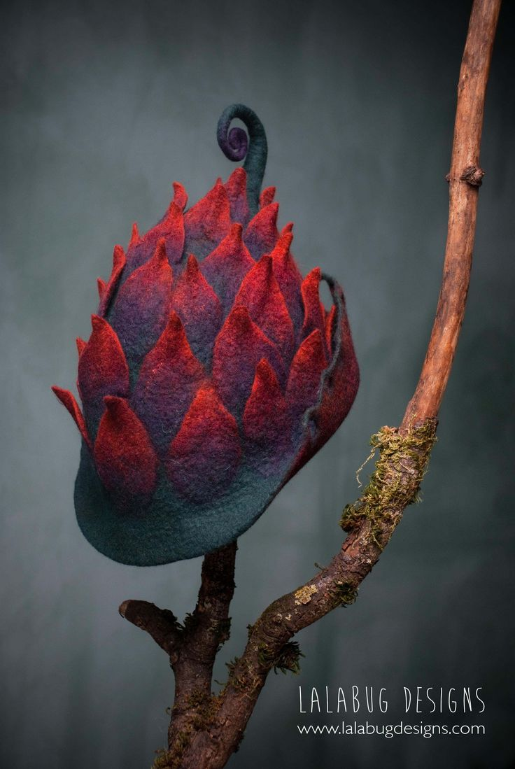 wet-silkxx src dragon scale wren hat by lalabug designs