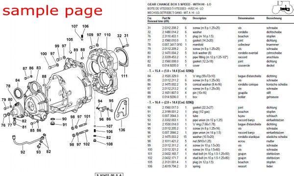 Farmall 656 Hydraulic System Diagram