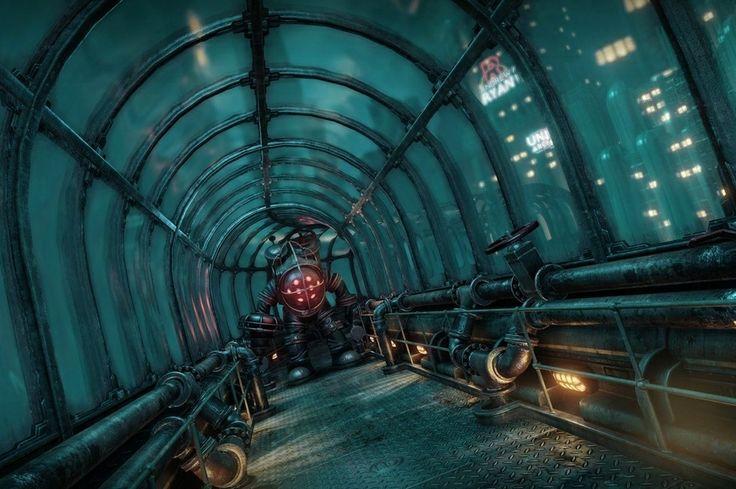 BioShock Infinite HD Widescreen Desktop Wallpaper