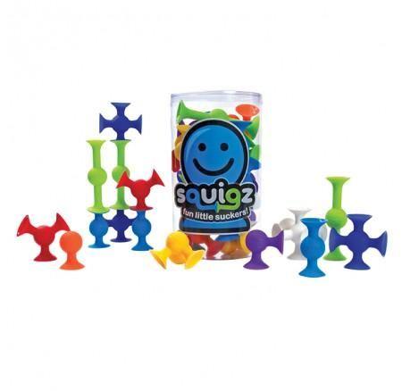 Squigz 24 pieces