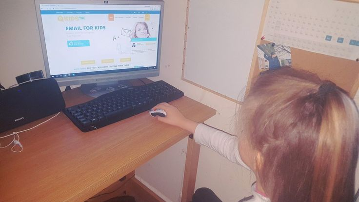 Kids Email - Review