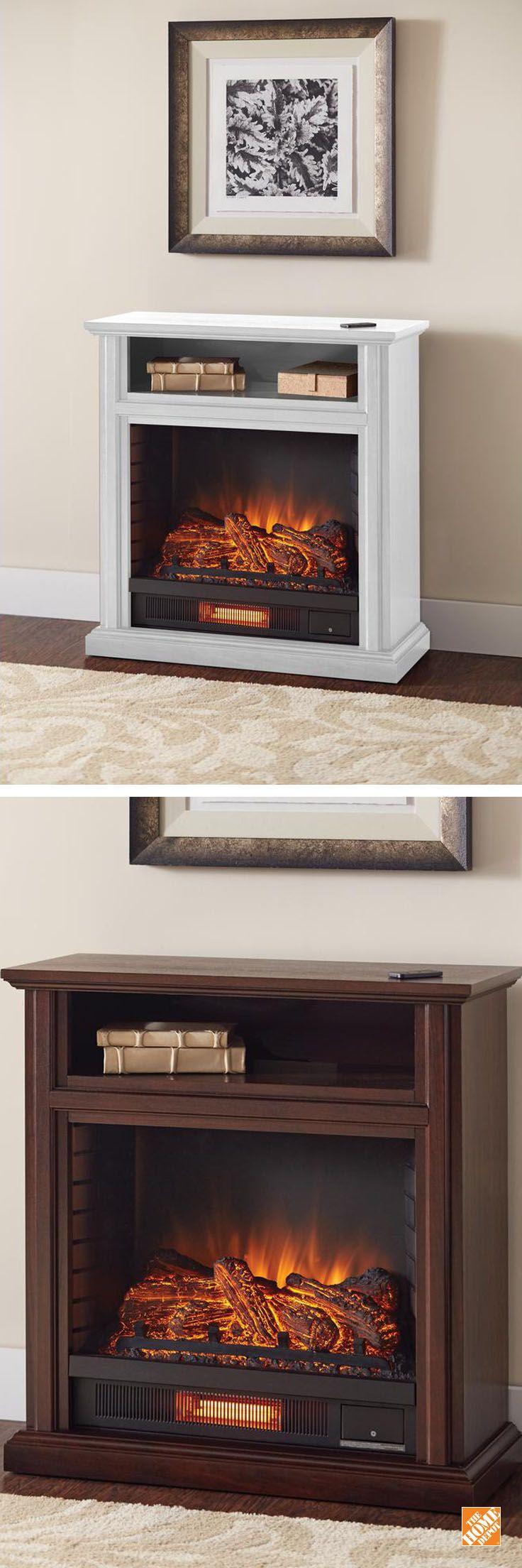 más de 25 ideas increíbles sobre media fireplace en pinterest