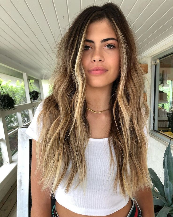 Good Free of Charge Balayage Hair light Suggestions  The particular '1970s are known for numerous things: thigh-high shoes or boots, blossom electrici #Balayage #Charge #Free #Good #Hair #light #Suggestions