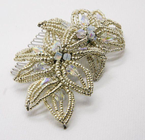 #Bridal Comb #Comb #Crystal Comb #Swarovski Crystal #Swarovski Bridal #Bridal #Bridal Accessories #Bridal Jewelry