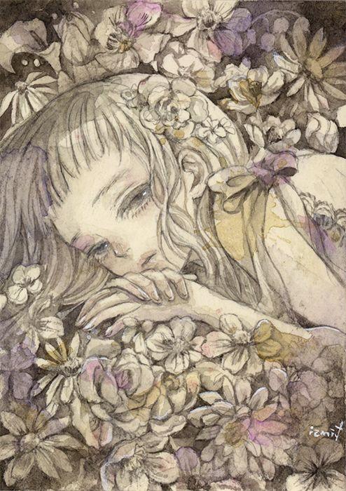 By Izmi Toyoda (トヨダイズミ)