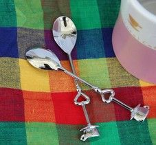 Silver Heart Spoon http://www.aussieweddingshop.com.au/Product/129/silver-heart-spoon
