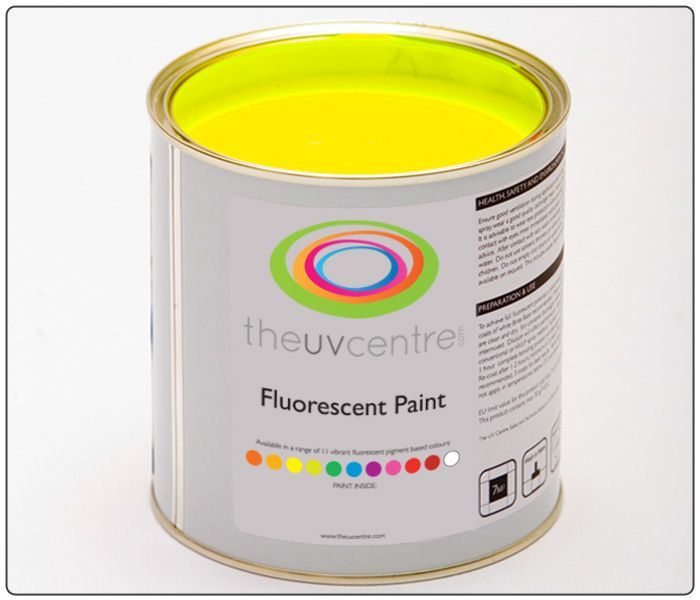 Pantone 809c 1ltr yellow fl pantone 809