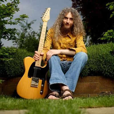 GUTHRIE GOVAN - Progressive rock music discography & reviews
