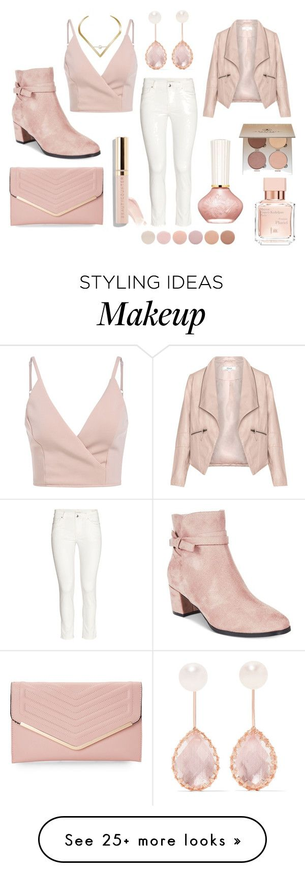 """For The Ladies"" by ivy-magik on Polyvore featuring Impo, Maison Francis Kurkdjian, Beautycounter, Sasha, Deborah Lippmann, Paul & Joe, Anastasia Beverly Hills, H&M, Larkspur & Hawk and Edge of Ember"