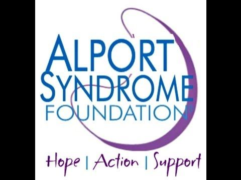 Video: About the Alport Syndrome Foundation.  #AlportSyndrome #AlportAwareness