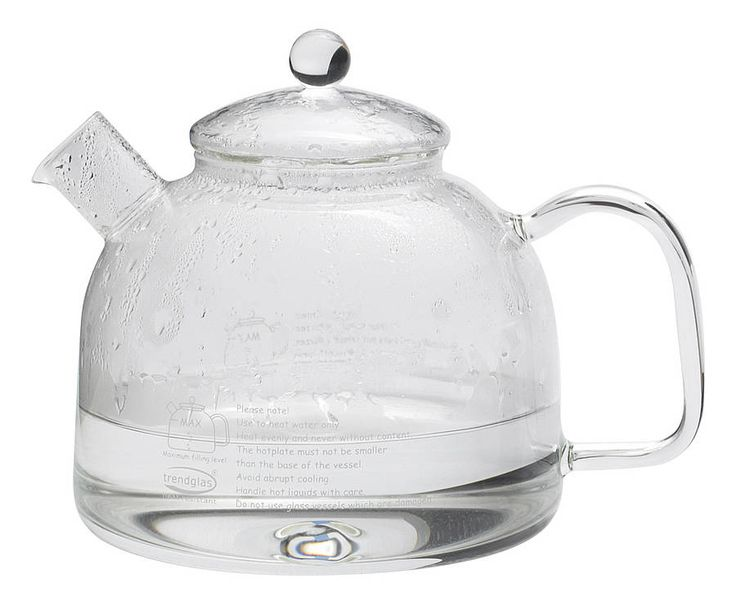 how to get rid of residue in tea kettle